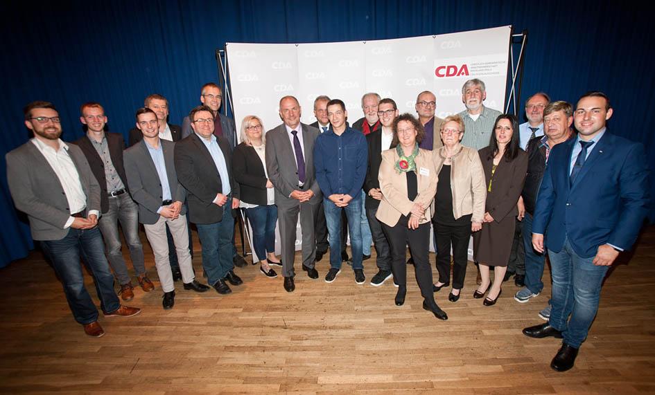 CDU-Kreisverband Worms-Stadt - Adolf Kessel bleibt CDA ...
