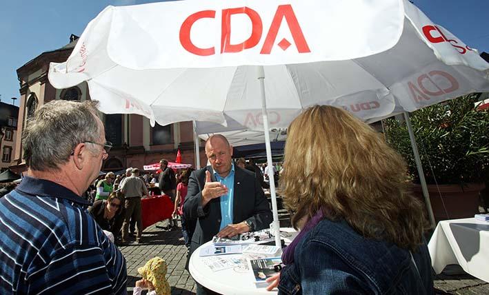 CDU-Kreisverband Worms-Stadt - Aufruf zum Tag der Arbeit am 1. Mai